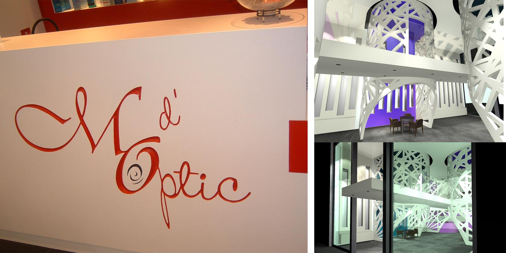 ''Mod'Optic'' Opticien (Libourne)
